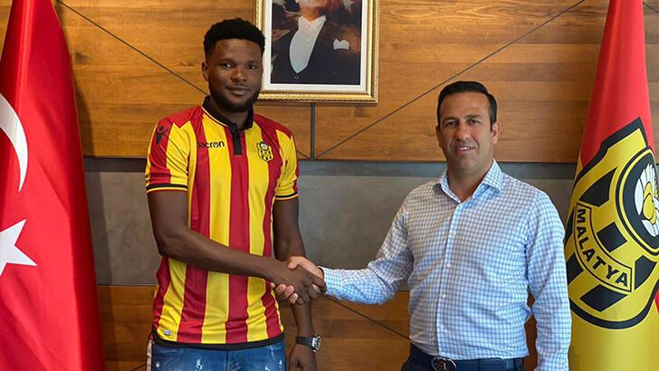 Son dakika - Yeni Malatyaspor, Benjamin Tetteh'i duyurdu!