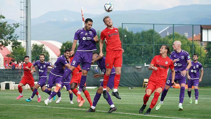 Gaziantep, ikinci hazırlık maçını da kazandı