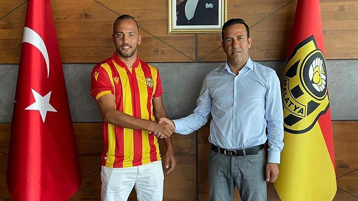 Son dakika - Yeni Malatyaspor, Mert Örnek'i transfer etti