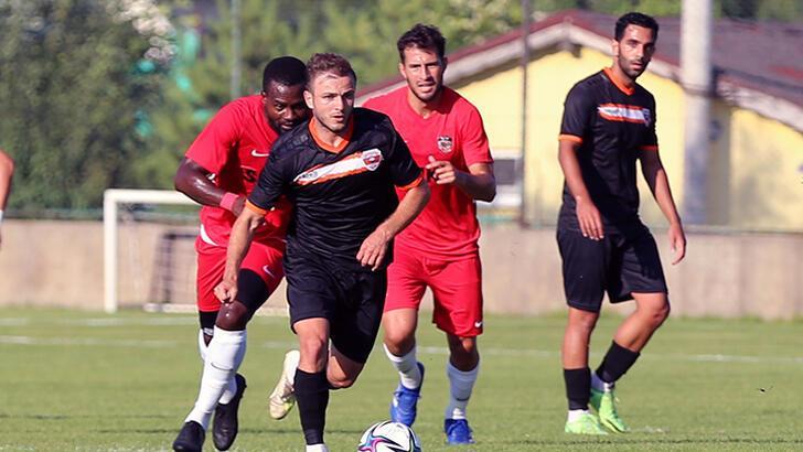 Gaziantep FK ve Adanaspor yenişemedi