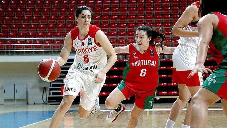 Türkiye - Portekiz: 70-58