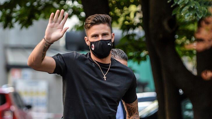 Transfer haberleri – Milan'da 9 numara kehaneti! Giroud transferi sonrası ortaya çıktı