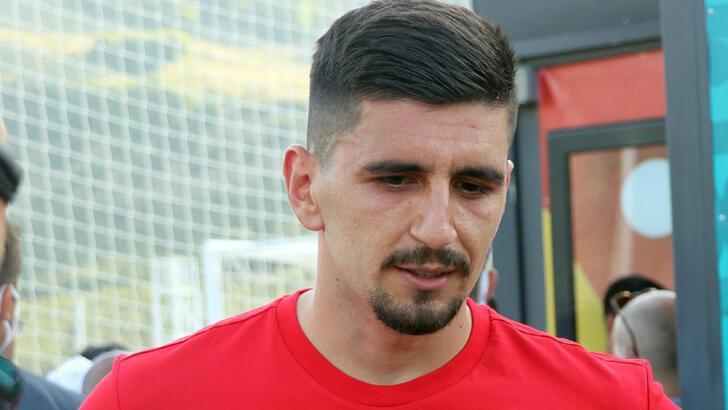 """Avramovski: """"EURO 2020 önemli deneyim"""""""