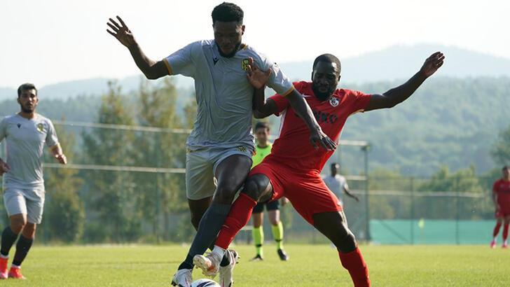 Son dakika - Gaziantep FK - Yeni Malatyaspor: 1-5