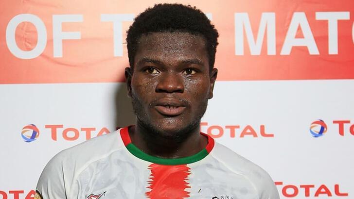 Yeni Malatyaspor, Ouedraogo'nun transferini bitiriyor
