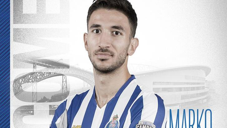 Porto, Marko Grujic transferini açıkladı