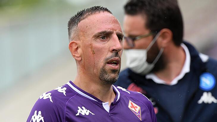 Franck Ribery kariyerine İtalya'da devam etmek istiyor
