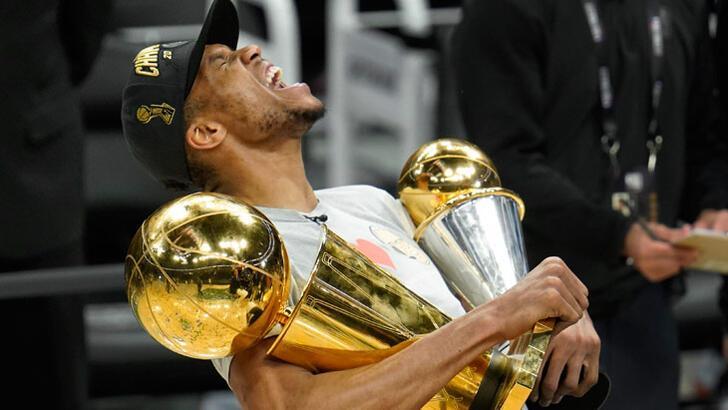 NBA'de MVP Giannis Antetokounmpo seçildi