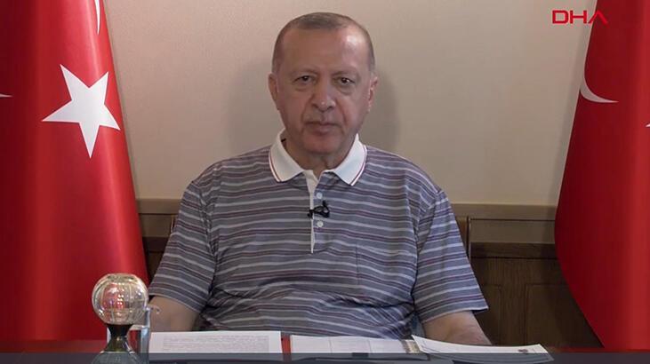 Son dakika... Cumhurbaşkanı Erdoğan'dan 'ek tedbir' açıklaması