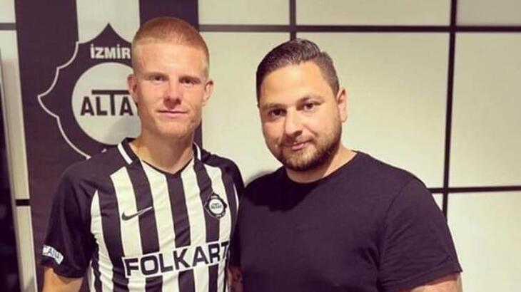 Son dakika - Altay, Eric Björkander'i transfer etti