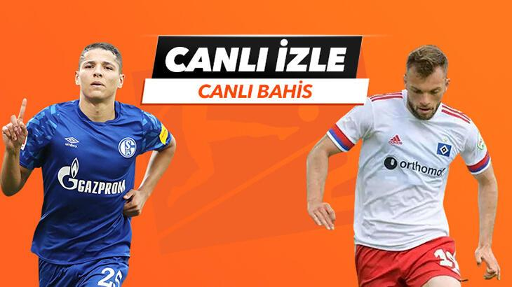Bundesliga 2'de sezon başlıyor! Schalke - Hamburg maçı CANLI YAYINLA Misli.com'da