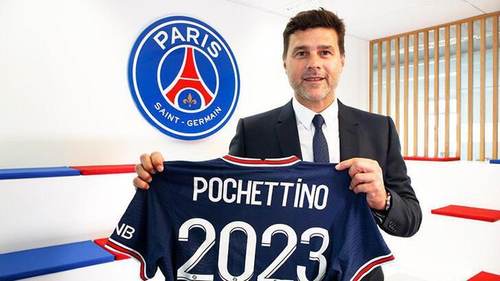 Son dakika - PSG Mauricio Pochettino'nun sözleşmesini uzattı!
