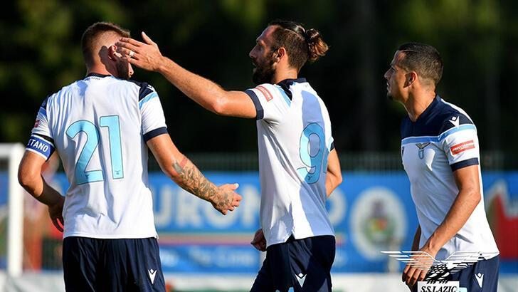 Son dakika - Vedat Muriqi yine yazdı! Lazio farklı kazandı