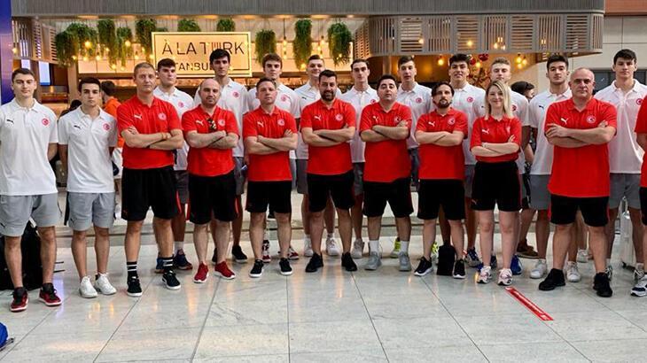 FIBA 20 Yaş Altı Erkekler Avrupa Challengers Turnuvası'nda Türkiye, Almanya'ya 98-62 yenildi