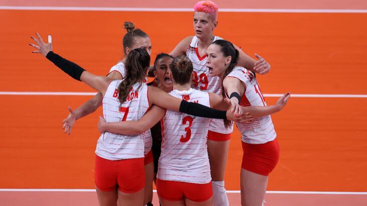Türkiye-,İtalya A Milli Takım Kadın Voleybol maçı ne zaman saat kaçta hangi kanalda? 2020 Tokyo Olimpiyatları...