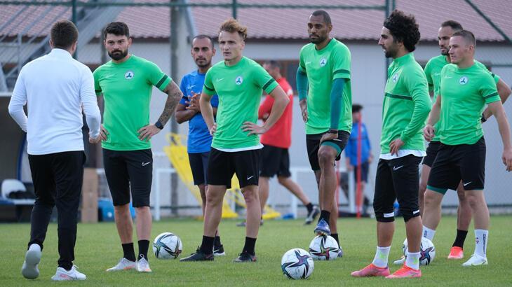 Giresunspor, Erzurum'da iki hazırlık maçı oynayacak