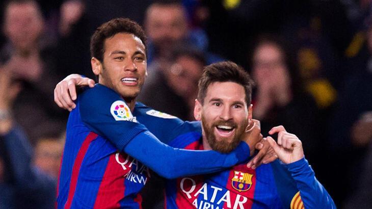 Son dakika: Barcelona, Neymar'la anlaşmaya varıldığını duyurdu