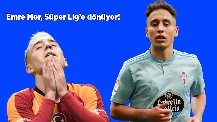 Son dakika haberi: Mino Raiola'yı menajerliğe getiren Emre Mor, Süper Lig'e dönüyor! Ezeli rakibe...