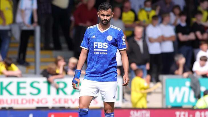 Son dakika - Rachid Ghezzal, Leicester City'nin kamp kadrosuna alınmadı