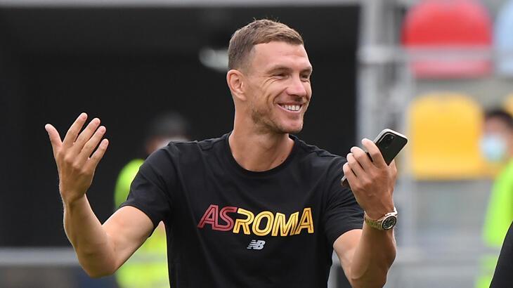 Son dakika transfer haberi - Süper Lig devinin Edin Dzeko teklifi açıklandı! Kötü haber geldi
