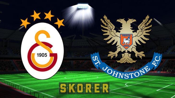 Galatasaray - St. Johnstone maçı ne zaman? UEFA Avrupa Ligi GS - St. Johnstone maçı saat kaçta, hangi kanalda?