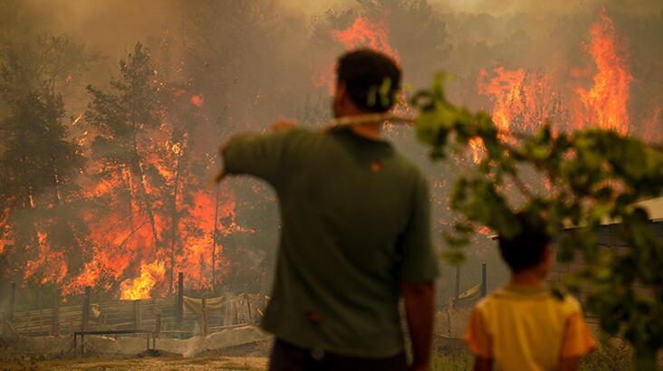 AFAD'dan orman yangınları açıklaması - Haberler Milliyet