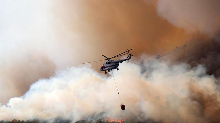 Son dakika: Marmaris'teki yangın için flaş iddia! 2 çocuk pedagog eşliğinde dinlenecek