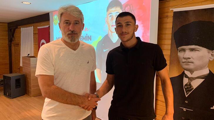 Yeni Malatyaspor, Muhammed Emin Sarıkaya'yı transfer etti