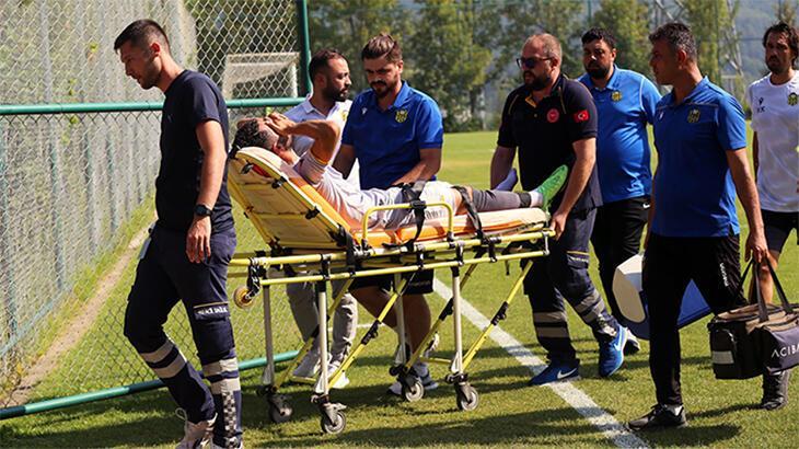 Yeni Malatyaspor'da Nuri Fatih Aydın 6-7 ay sahalardan uzak kalacak
