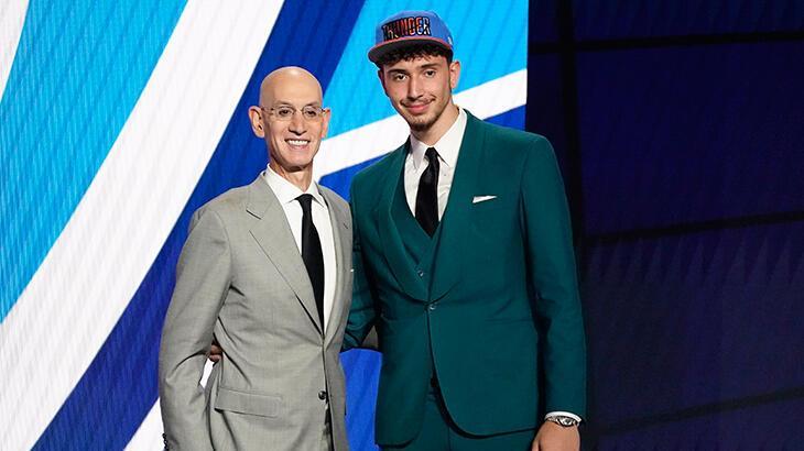 Milli basketbolcu Alperen Şengün, Houston Rockets'ta