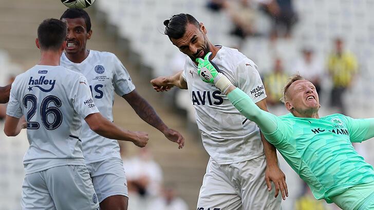 Son dakika - Fenerbahçe'de Vitor Pereira'nın yeni jokeri! Fürth maçına damga vurdu