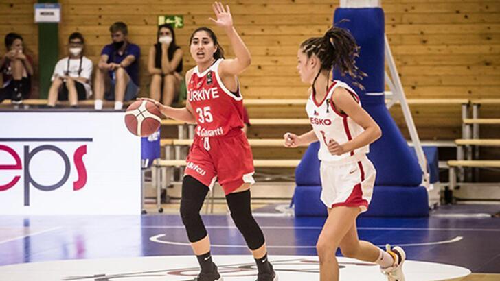 Çekya - Türkiye: 60-59