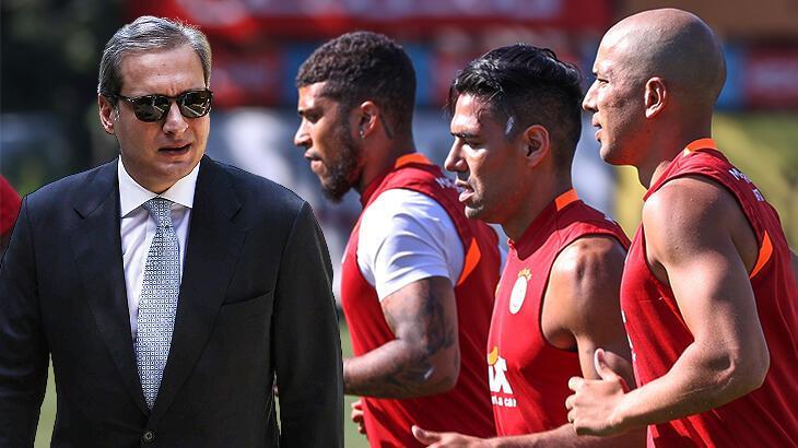 Galatasaray'da ayrılık! Burak Elmas açıklamıştı