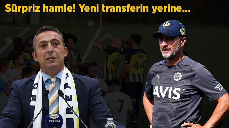 Son dakika haberi: Fenerbahçe'den dev hamle! Yeni transferin yerine...