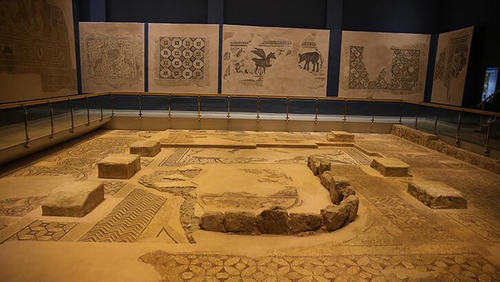 Medeniyetler şehri Hatay'ın müze ve ören yerlerine ziyaretçi  ilgisi