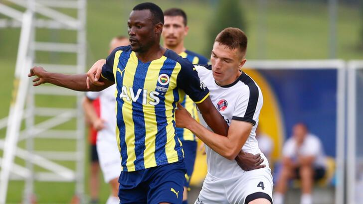 Son dakika - Fenerbahçe'nin yollarını ayırdığı Thiam, Konyaspor'da
