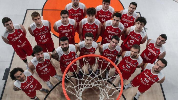 Basketbolda Dünya Kupası Avrupa Elemeleri'nin kura çekimi 31 Ağustos'ta
