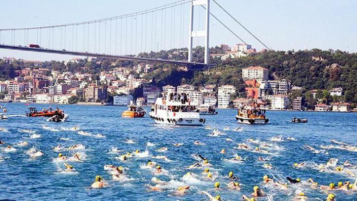 Samsung Boğaziçi Kıtalararası Yüzme Yarışı yarın yapılacak