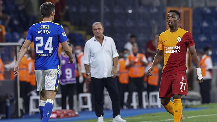 Son dakika haberi: Konyaspor, Sekidika'yı transfer etmek istiyor