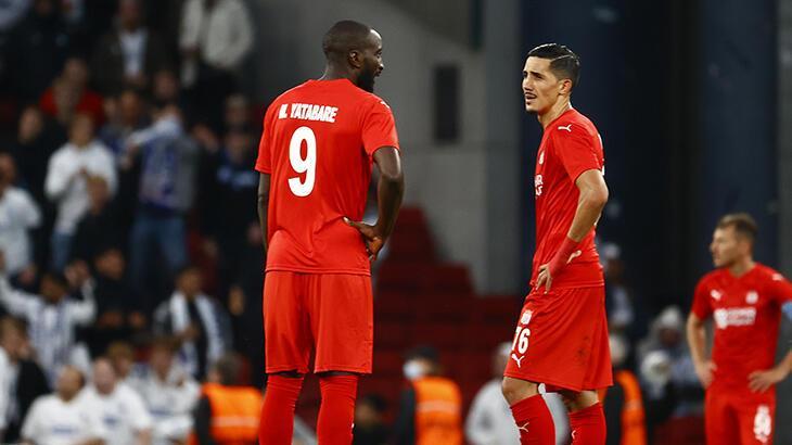 Sivasspor'un UEFA Avrupa Konferans Ligi'ndeki macerası 6 maç sürdü