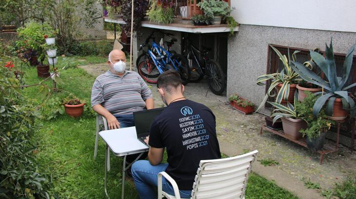 Kuzey Makedonya'da nüfus sayımı yapılıyor