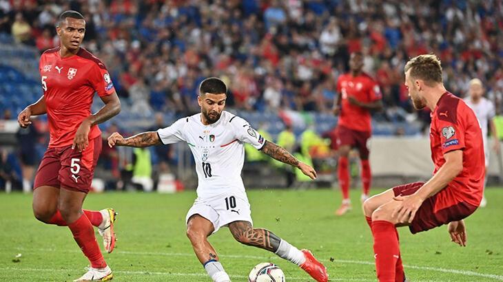 İsviçre - İtalya: 0-0