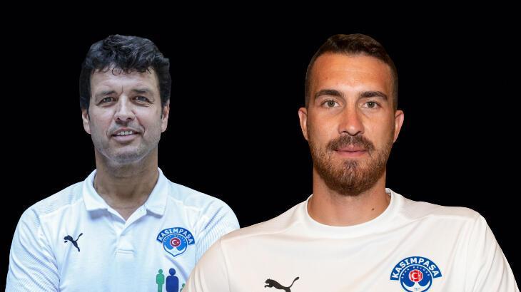 Son dakika haberi: İşte Kasımpaşa'nın 2021-2022 sezonu transferleri