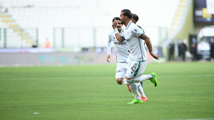 Konyaspor - Altay: 3-1