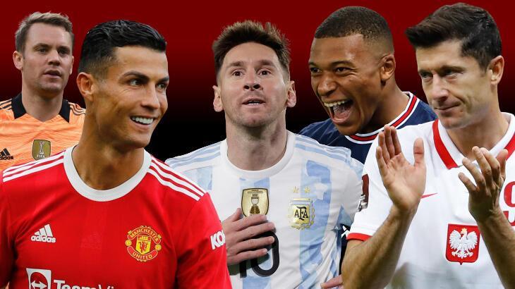 Son dakika haberi: FIFA 22'de en yüksek reytinge sahip 22 oyuncu açıklandı! Messi zirvede, Ronaldo'nun yeri dikkat çekti