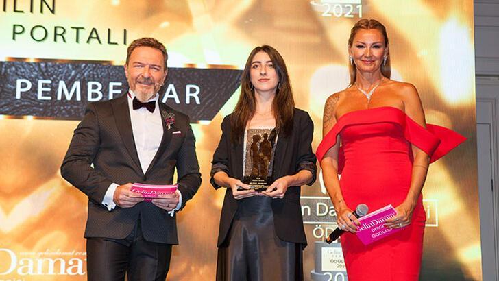 Gelin Damat Dergisi 2021 Ödülleri sahiplerini buldu! PembeNar 'Yılın Kadın  Portalı' seçildi - Yaşam Haberleri