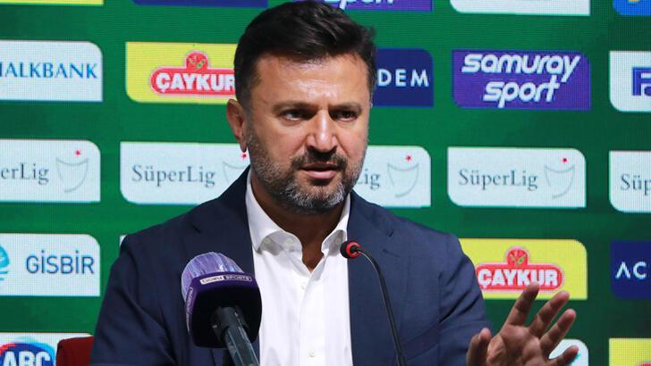 """Rizespor Kulübü: """"Bülent Uygun'a güvenimiz ve inancımız tamdır"""""""