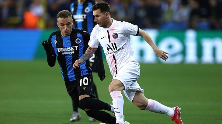 Club Brugge - Paris Saint Germain: 1-1