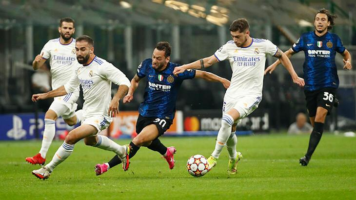 Inter - Real Madrid: 0-1