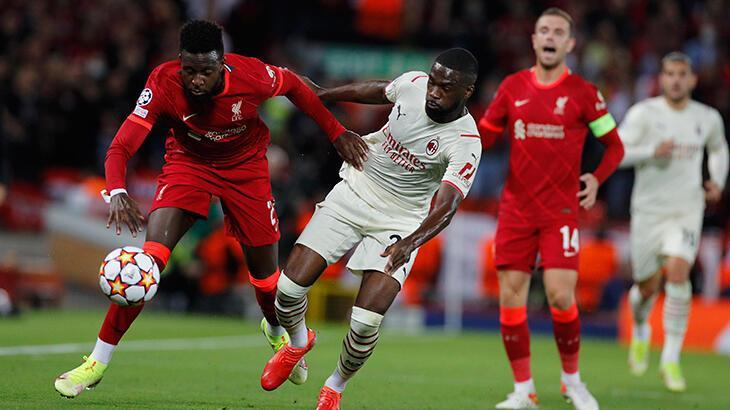 Liverpool - Milan: 3-2